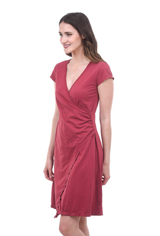 Prairie Underground Close Dress, Choke Cherry
