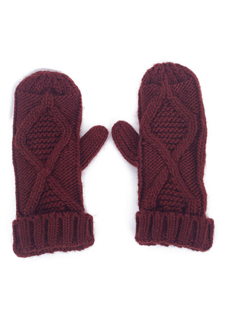 Numph Makelesi Mittens, Brick One Size Brick