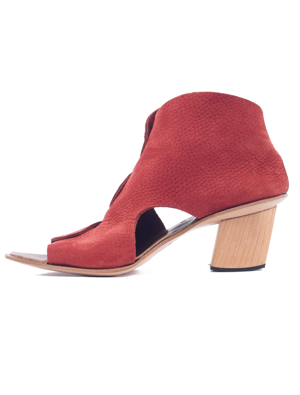 Cydwoq Research Shootie, Red Nubuk