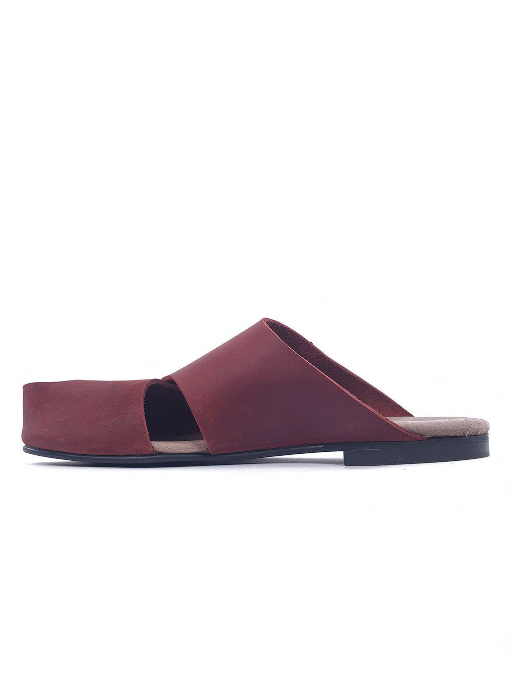 Una Una Snail Alipon Flat, Muted Red