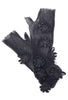 Rundholz DIP Dimensional Posy Short Gloves, Carbon Gray
