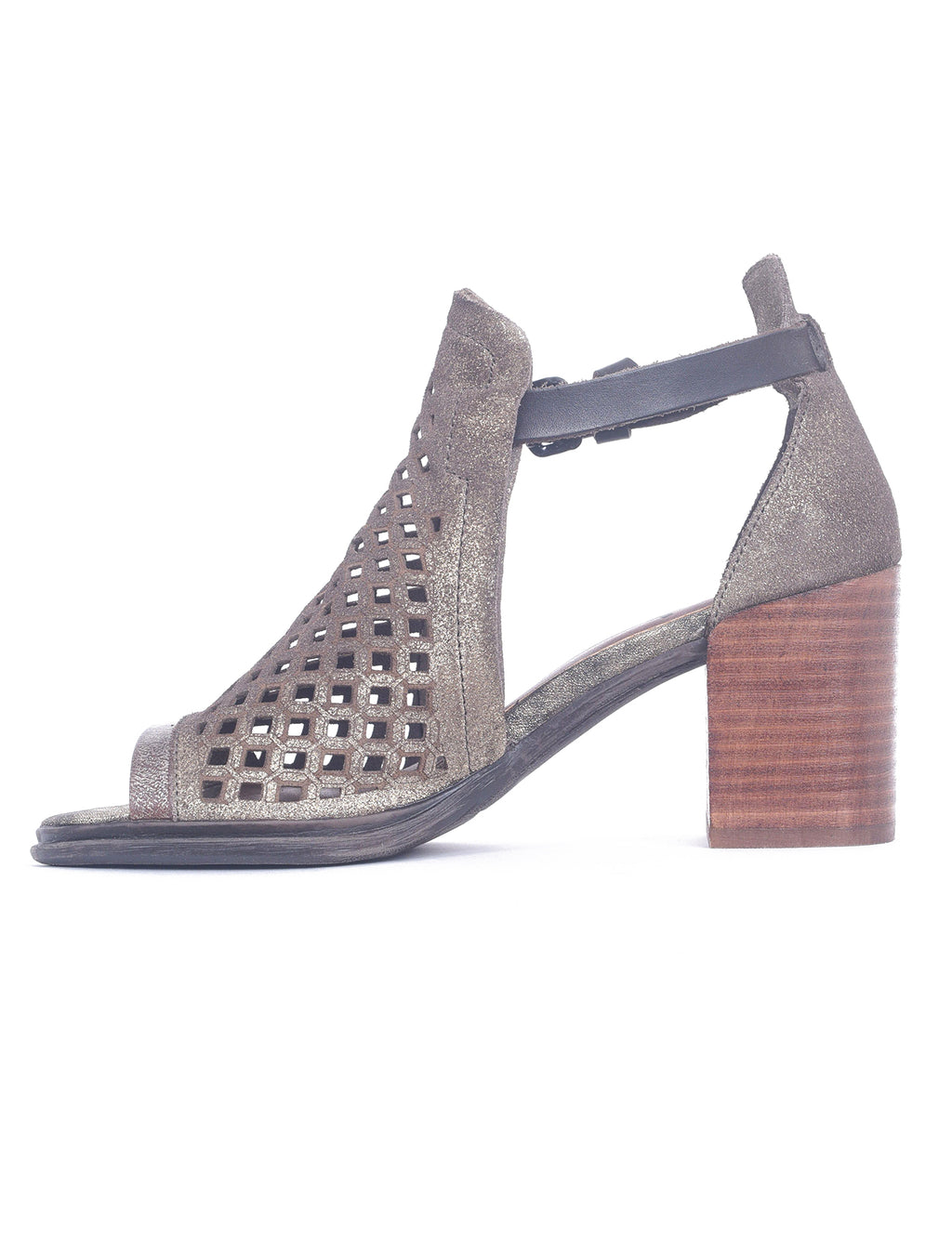 OTBT Shoes Metaphor Heels, Bronze