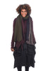 Rundholz Black Label Woolen Colorblock Scarf, Original One Size Original