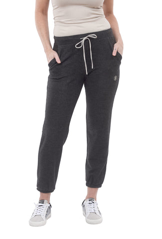Capote Fuzzy Joggers, Charcoal