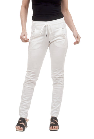 Alembika Bika Favorite Shiny Skinnies, White