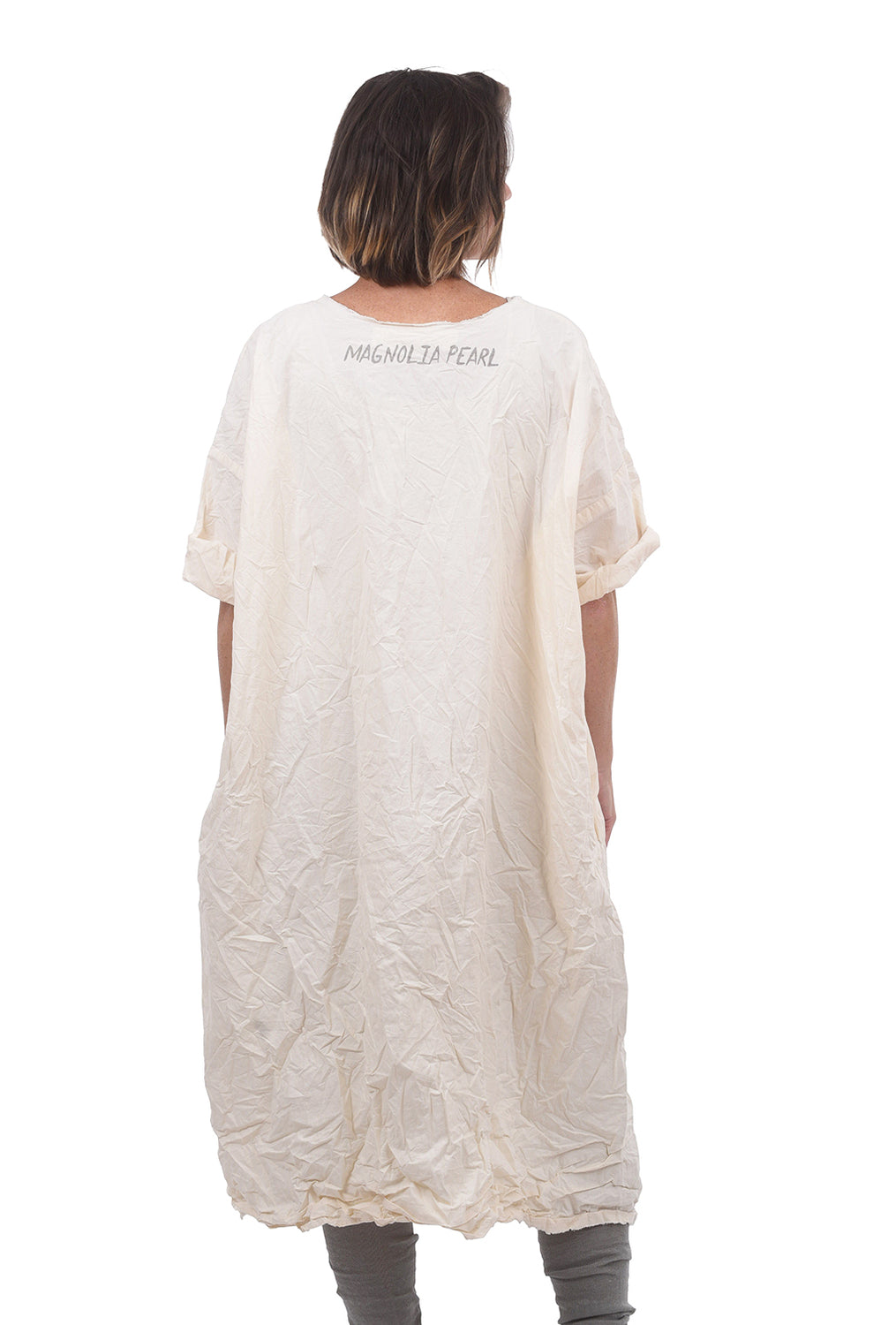 Magnolia Pearl Immaculate Mary Dress, Natural One Size Off-White