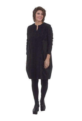 Gershon Bram Wen Dress, Black