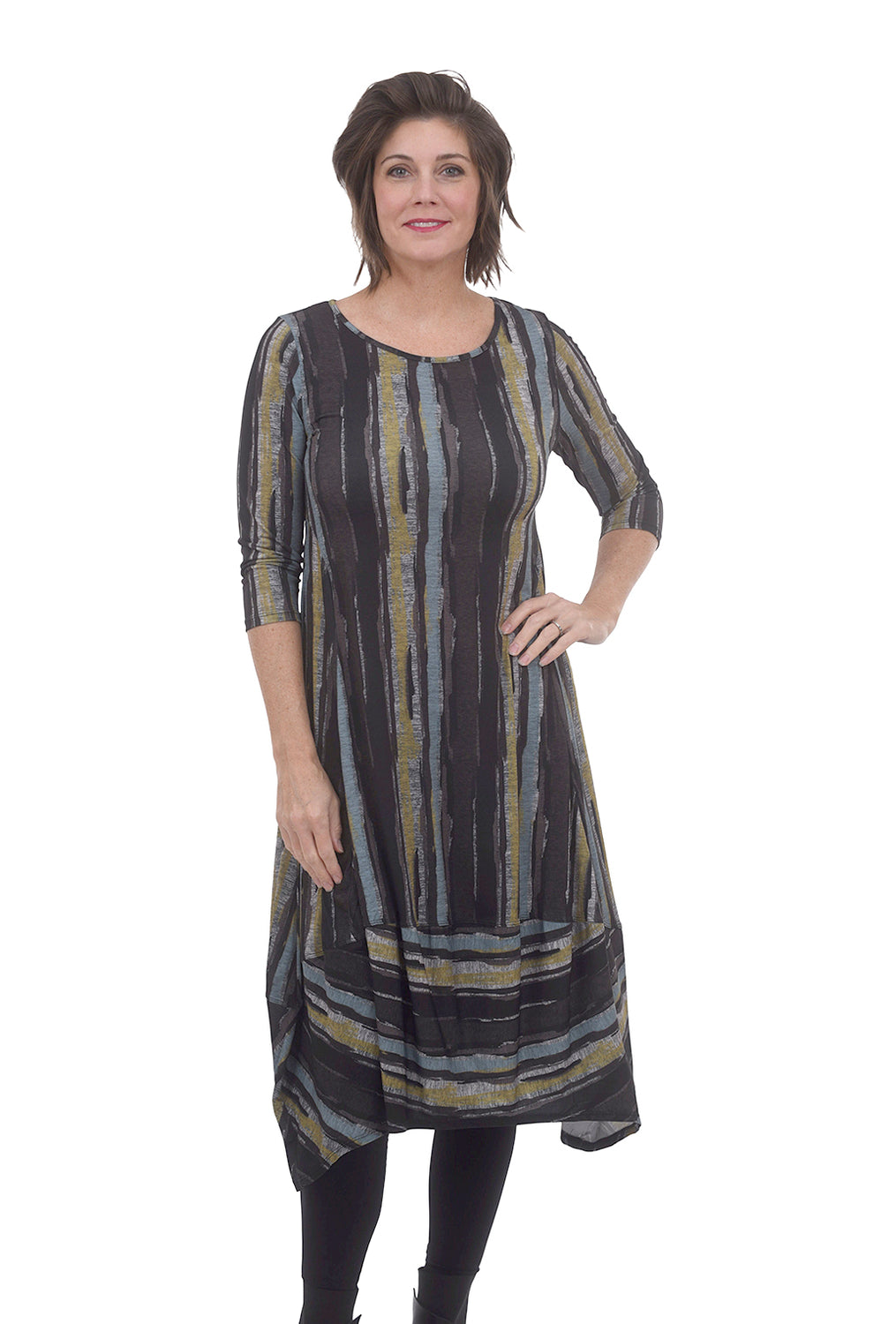 Kozan Demi Dress, Bark