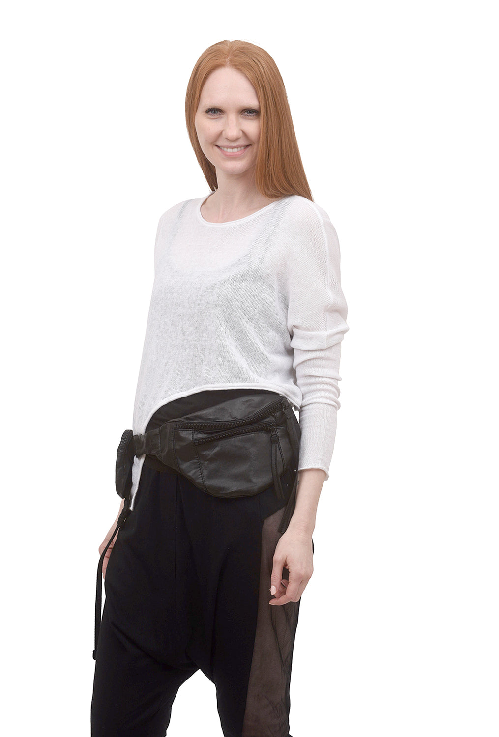 Studio B3 Niva Bum Bag, Black
