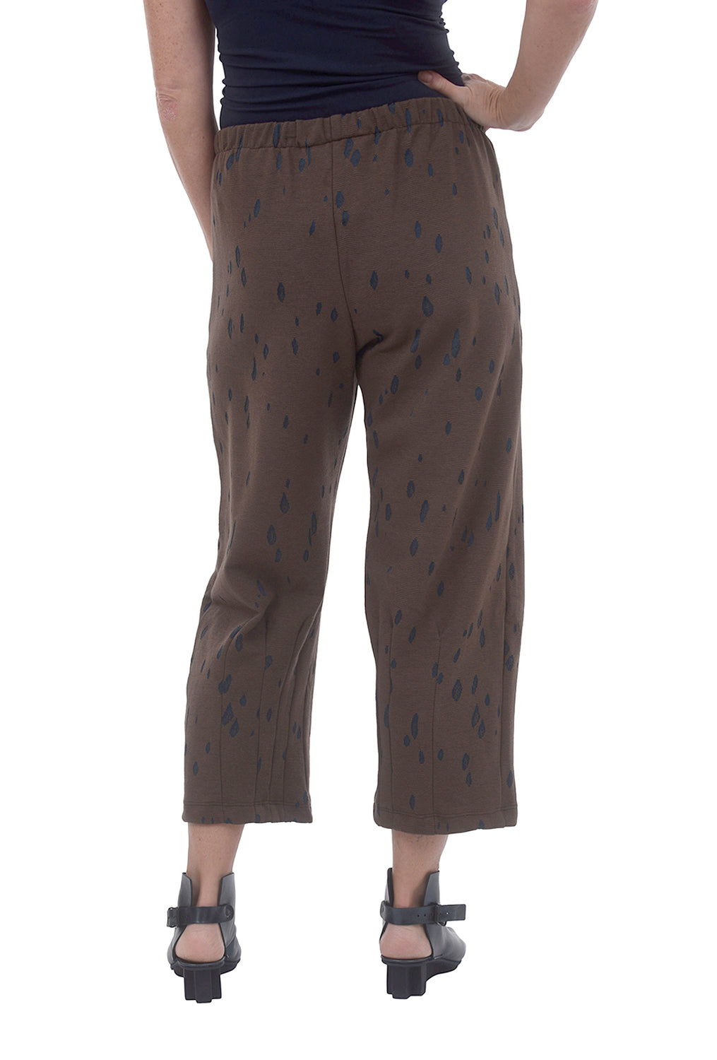 Gershon Bram Goldie Knit Pants, Brown