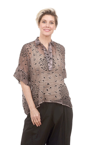 Yauvan The Birds Blouse, Shadow
