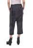 Studio B3 Vester Flannel Pants, Dark Gray