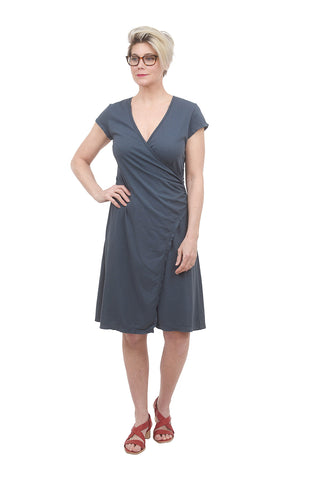Prairie Underground Close Dress, Marine Blue