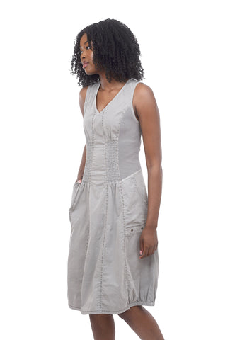 XCVI Gibbon Tank Dress, Cottage Hill Taupe