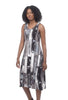 Liv by Habitat City Sleeveless Dress, Taupe Neutrals