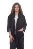 Magnolia Pearl Woven Fenella Jacket, Midnight One Size Midnight