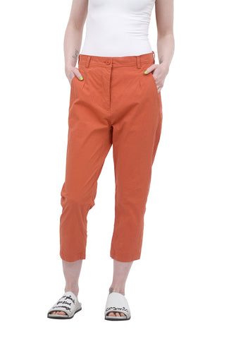 Rundholz Black Label Low-Pocket Trousers, Orange