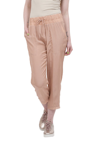 Planet Silky Sweat Pant, Salmon