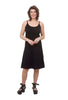 Rundholz Black Label Knit Jersey Underdress, Black