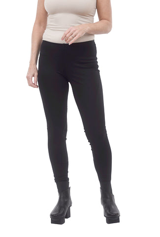 Equestrian Gwen Leggings, Black