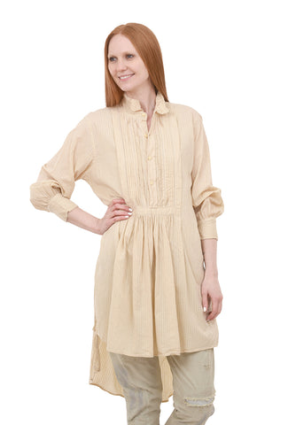 Magnolia Pearl Stripe Cordelia Nightshirt, Moonlight One Size Moonlight