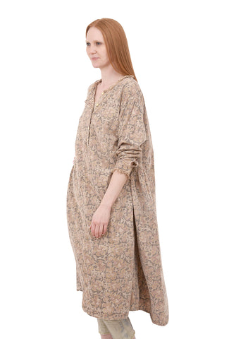 Magnolia Pearl Eathelyn Dress, Kalamkari One Size Tan