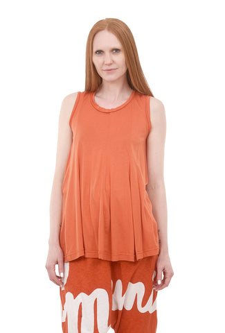 Rundholz Black Label Easy Swing Tank, Orange
