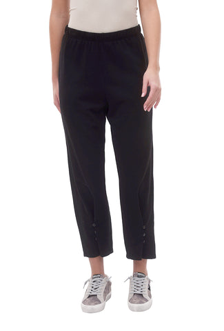 Cut Loose MicroModal Travel Pants, Black