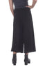 Porto Accordion Pants, Black