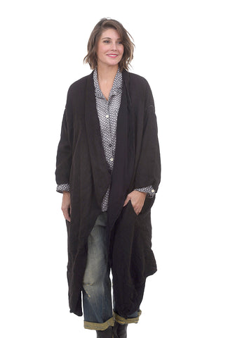 Magnolia Pearl Woven Vianne Duster, Midnight One Size Midnight