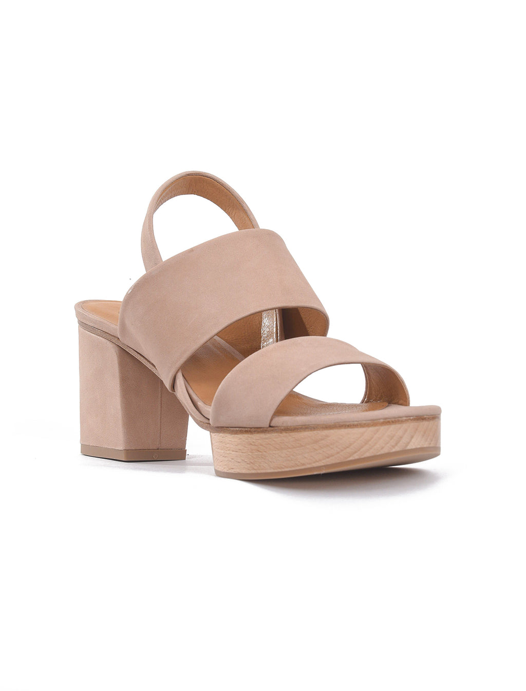 Coclico Ruby Dew Heels, Talco Bone Taupe