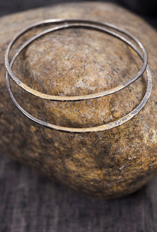 Kate Maller Crescent Stacker Bangle