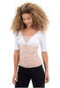 Sleevey Wonders 1/2-Sleeve Jersey Sleevey, White