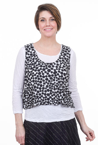Chalet Mia Top, Black