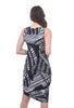 Porto Carlyle Dress, Shadow Prism