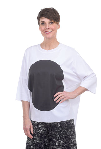 The Orb T-Shirt, White