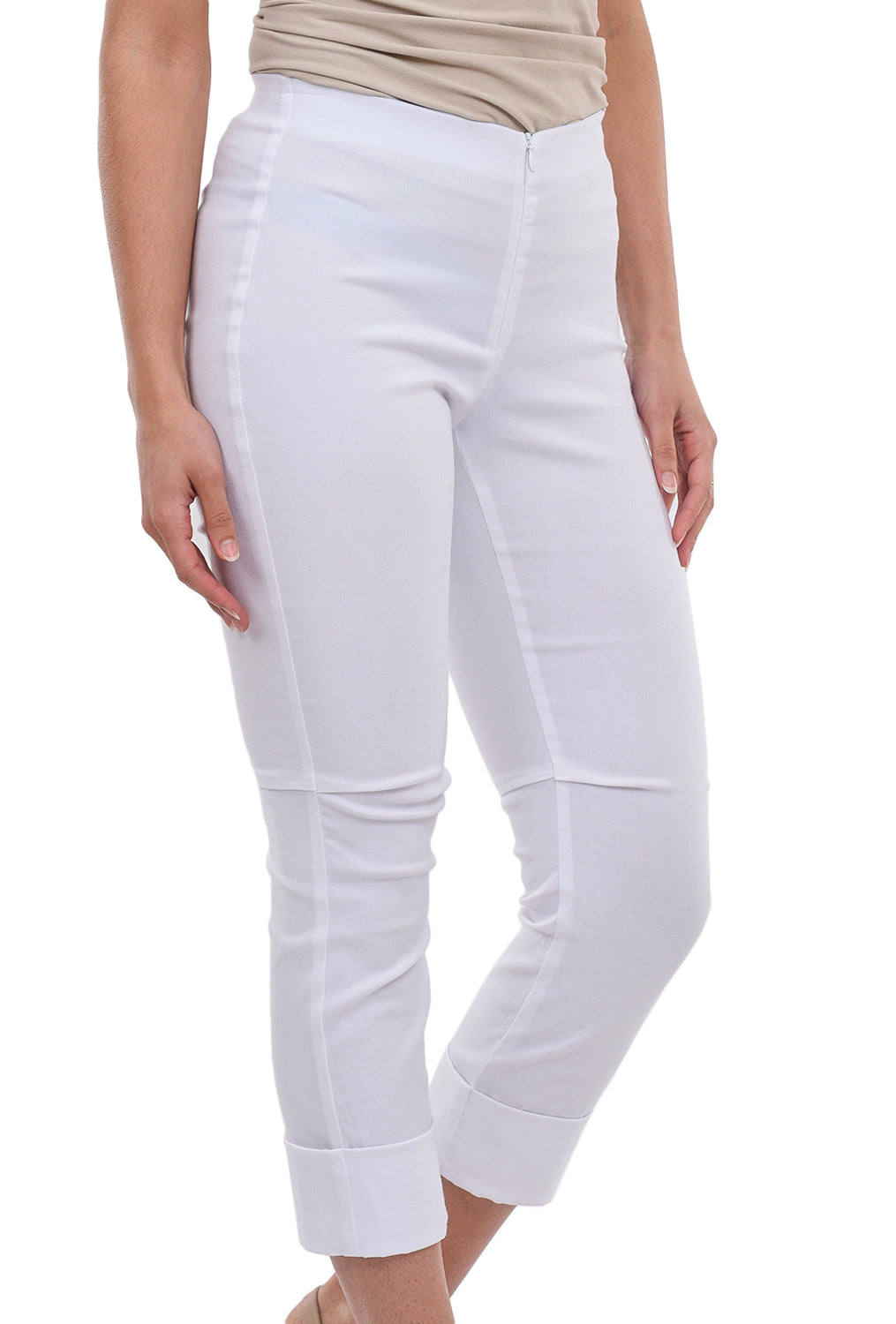 Porto New Vespa Pants, Ivory