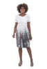 Kedziorek Soundscape Dress, White