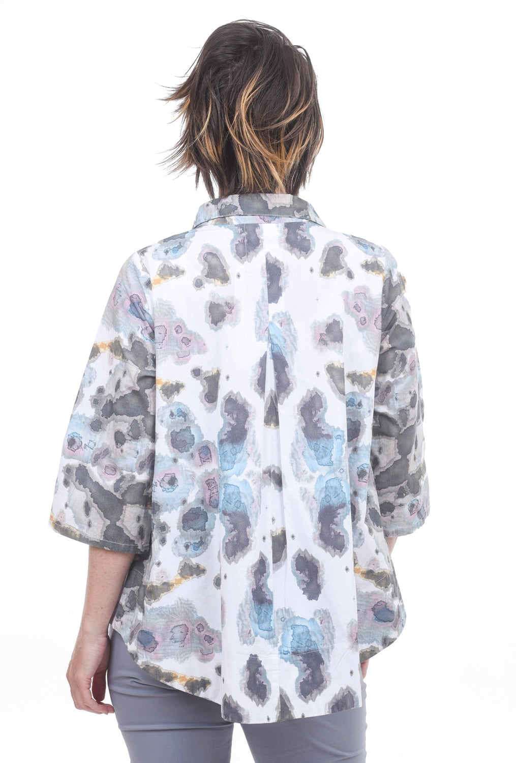 Snapdragon & Twig Alice Shirt Jacket, Healing Dream