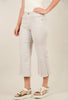 Mother The Stunner Zip Ankle Fray, Little Miss Innocent White