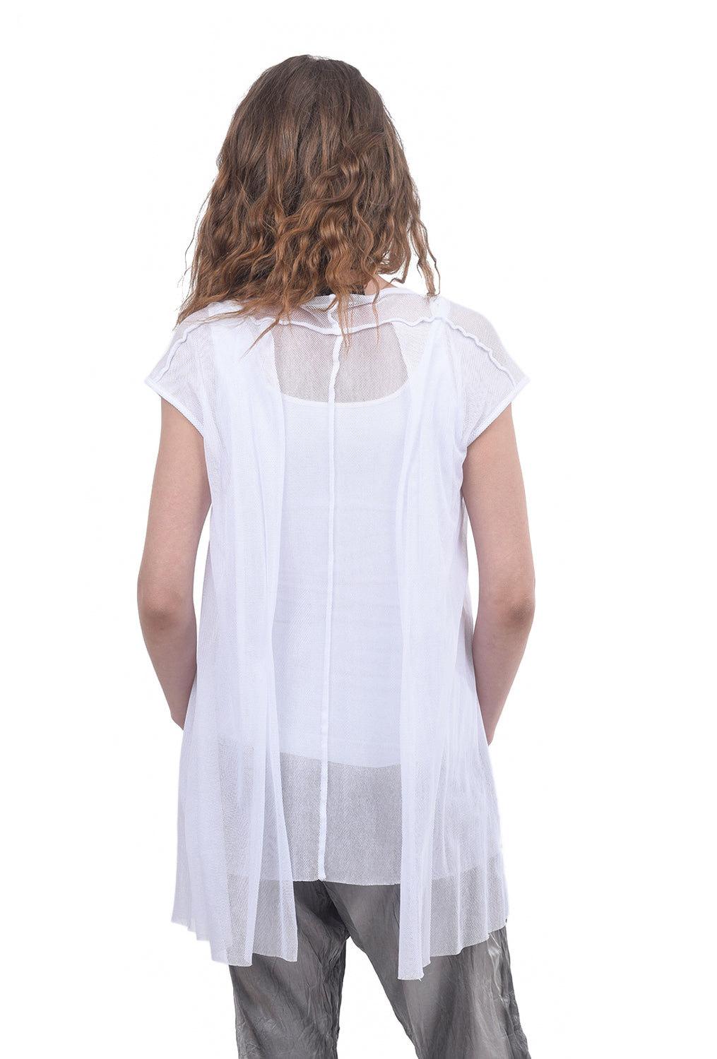 Ozai Harmful Top, White
