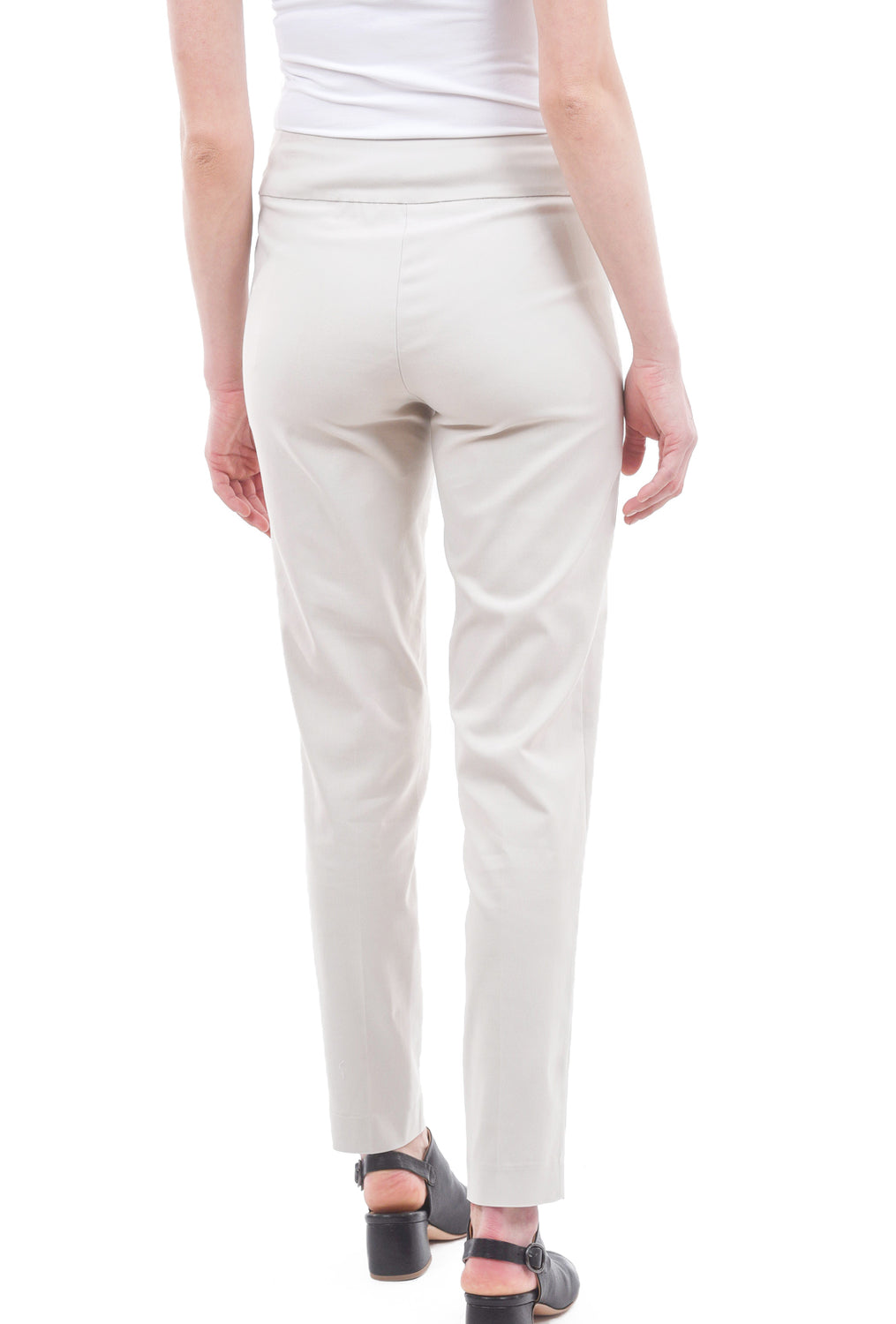 Estelle & Finn EF Straight-Leg Pants, Sand