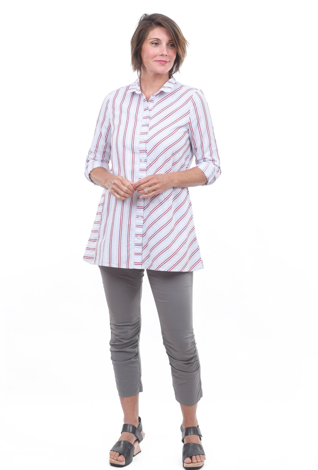 Tulip Rita Tunic, Whitman