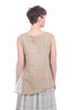 Pas De Calais Out of Africa S/L Blouse, Beige