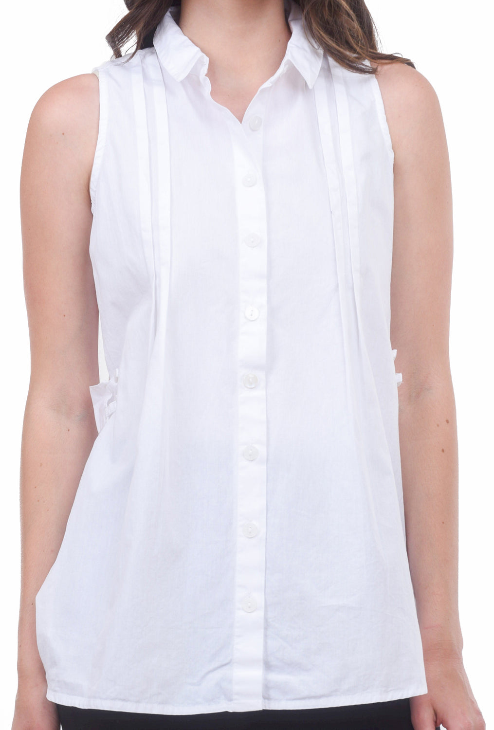 Tulip Lucy Blouse, White