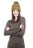 Numph Merel Hat, Seal Brown One Size Brown