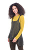 Skif International Jump Swing Tank Sweater, Olive One Size Olive