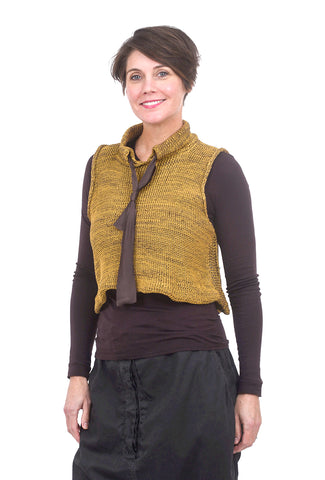 Skif International Siss Tie Pullover, Gold One Size Gold