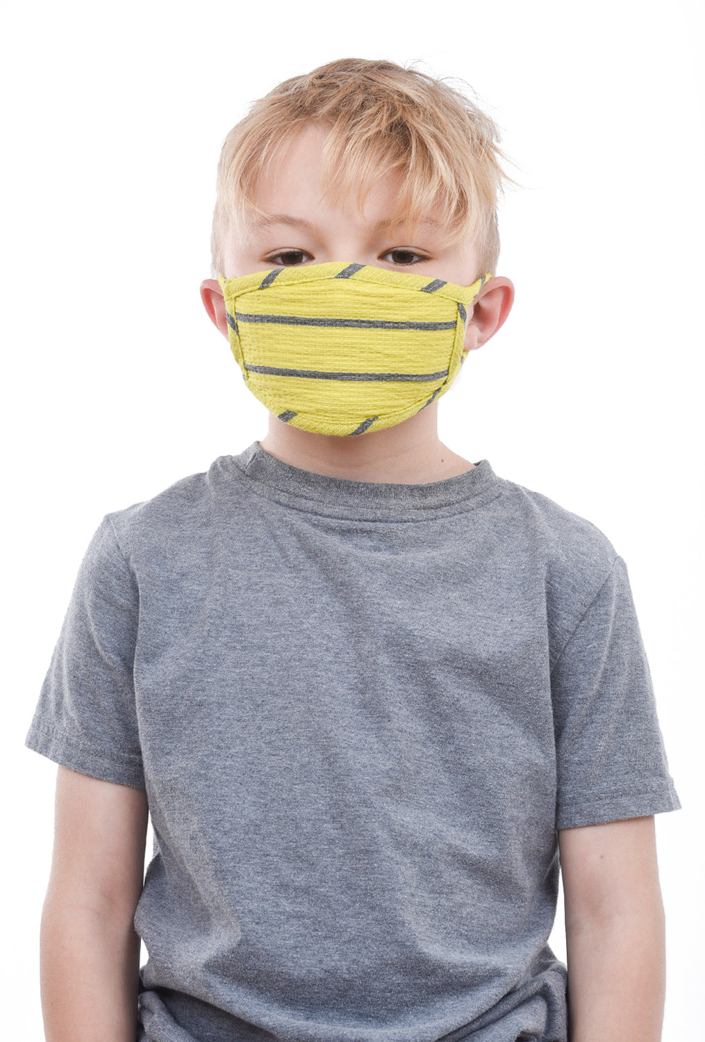 Coin1804 Kiddie Coin Face Mask, Yellow