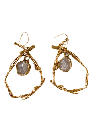 Emilie Shapiro Morning Glory Earrings